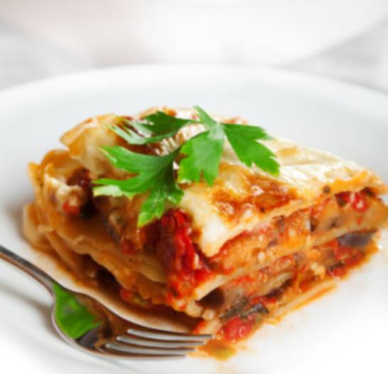 Camlow - Natural Sodium Reduction - Lasagna
