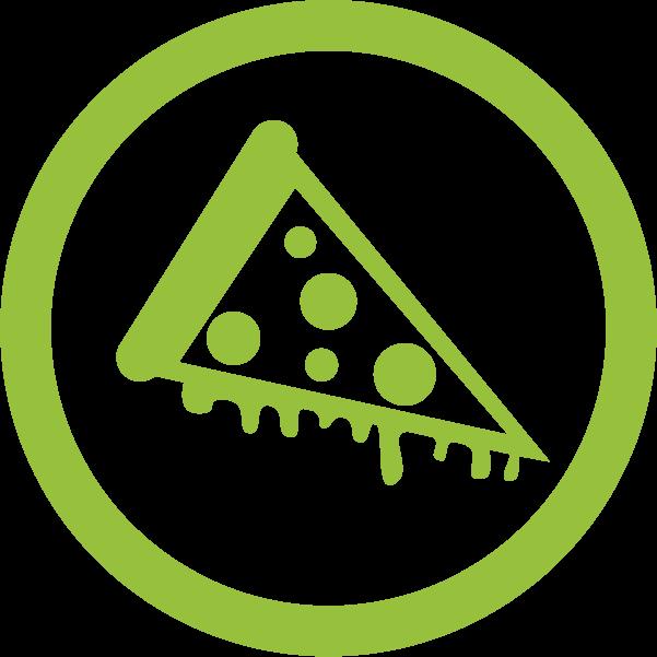 green pizza icon
